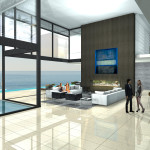 Southern California Luxury Homes The Strand Project