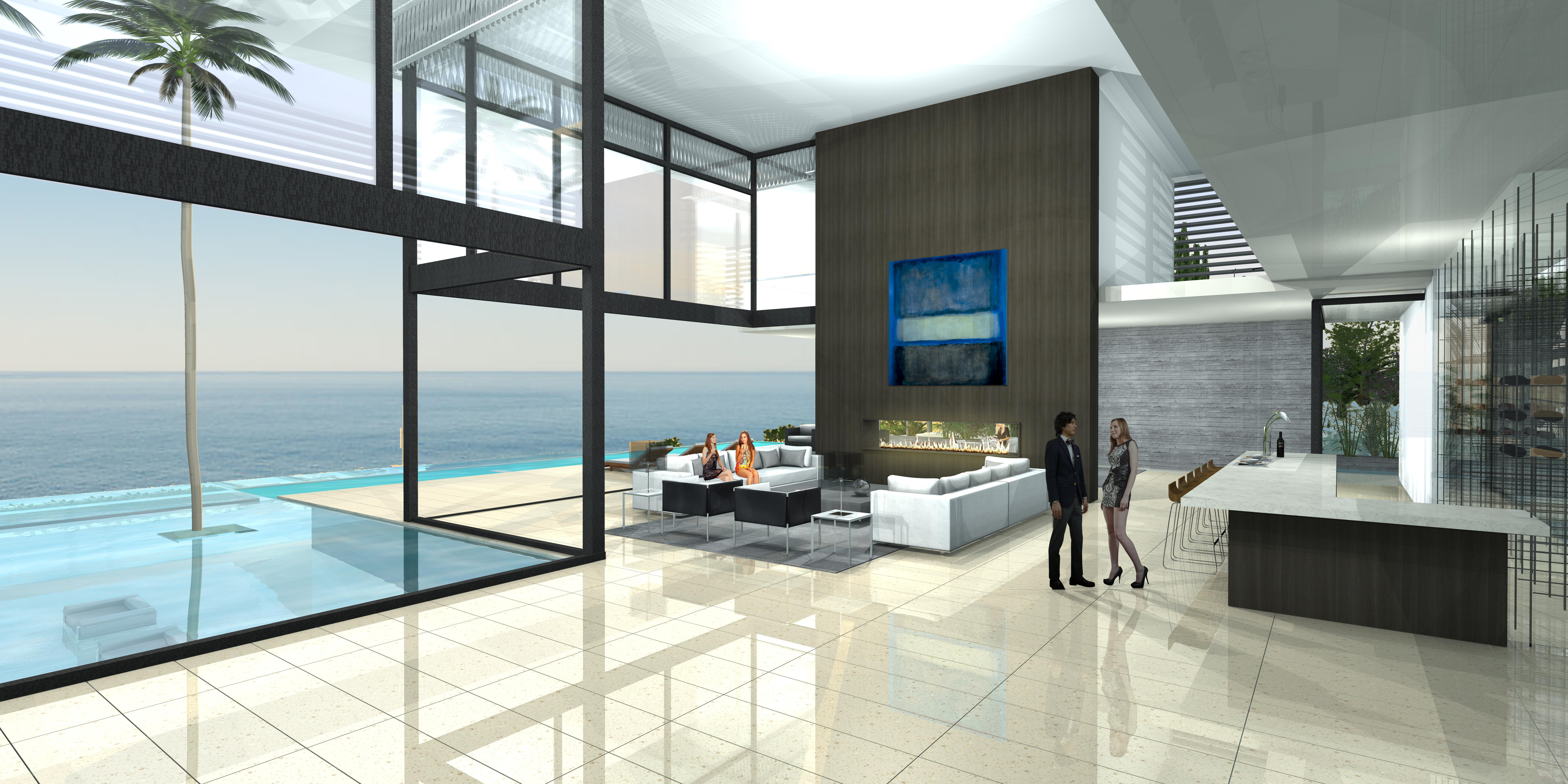 Southern California Luxury Homes New Project Southern California Luxury  Homes The Strand Project ...